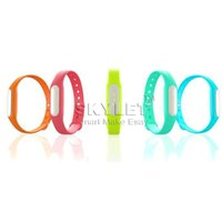 age logo - Smart Watch XiaoMi Bracelet MiBand Bluetooth Bracele For Xiaomi MI4 M3 MIUI Waterproof Sleep Fitness Tracker Wristbands NO LOGO Quality