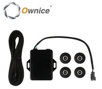 External microphone accuracy systems - Special Car Tire Pressure System Only for ownice c300 display the tempreature and pressure with high degree accuracy
