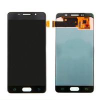 Acheter Écrans panneaux lcd-Pour Samsung Galaxy A5 panneau d'écran A3 avec la qualité d'origine ou d'utilisation de copie pour repalcement ou de réparation numériseur lcd