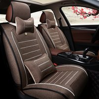 Wholesale Car Seat Covers Business Purpose Vehicle seats Car cushion seat cover Exported to Europe and America quanlity