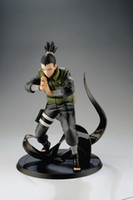 anime collection figurines - Figurine Naruto Collection Shikamaru Nara Anime Action Figures Christmas Gift Dolls Girlfriend Present Reborn Silicone SWISSANT