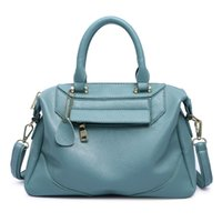 Wholesale Alivictory Designer Top Handle Leather Handbags for Women Tote Shoulder Messenger Bags Lady Briefcase Work Bag Fashion Grils Crossbody Purse