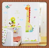 baby height chart - Baby Toys Meters Height Measure Growth Chart Sozzy Soft Animals Giraffe Elephant For Kids Children Newborns M