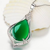 best jade jewelry - Pure natural high grade jade and chalcedony jewelry bright color fine texture full of temperament The best gift for u and ur friends