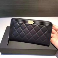Wholesale 2016 Famous Luxuey Brand New Fashion Lady Wallets Leather Credit Card Tote Envelope Clutch Bags For Women Wallet Purse Bag