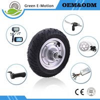 Wholesale 9inch v wheel motor w w w w electric bicycle motor hub motor kit with electric bicycle part accessory