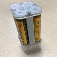 Rechargeable alkaline aa battery - 4pcs KENTLI v AA PM5 mWh Rechargeable Li ion Li polymer Lithium battery slots USB smart AA AAA Flashlight Charger