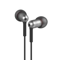 Universal aerospace aluminum alloys - JOYROOM In Ear Earphone MM Stereo In Ear Headset Dynamic Earbuds Aerospace Aluminum Alloy Earphone for Iphone Samsung S7