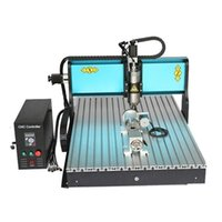 Wholesale JFT Industrial Wood CNC Machine Axis W CNC Router with USB Port High Quality Engraving Machine