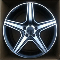 benz amg rims - LY1505 AMG series models of aluminum alloy rims is for SUV car sports Car Rims modified inch inch inch inch inch