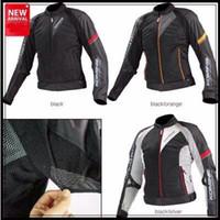 Jackets Nylon / Cotton Breathable Free shipping 2017 HOT KOMINE JK098 Titanium high-performance drop resistance clothing cycling racing motorcycle jackets