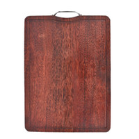 Wholesale Best Cutting Board Chopping Block Natural Wenge Wood Kitchen Must Have Makes a Great Gift for Home Cooks and Chefs cm