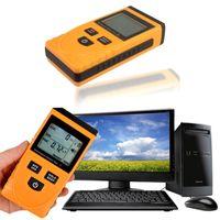 Wholesale Digital LCD Electromagnetic Radiation Detector Dosimeter Meter Tester GM3120 BL