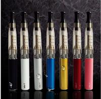 Kits de démarrage EGO-T cigarette électronique CE4 CE5 set de carton blister 650mah 7 couleurs Produits pour arrêter de fumer - fumée vapeur zorn