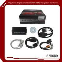 automotive quality control - High Quality MB Carsoft Multiplexer MCU controlled Interface for Mercedes Benz Carsoft brand