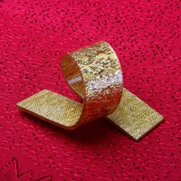 acrylic napkin holders - X Golden Silver Acrylic Napkin Rings Beauty Plastic Napkin Holder For Wedding Hotel Home Accessories
