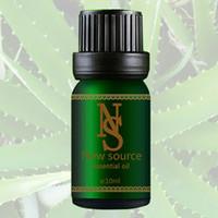 Wholesale Free shopping massage Essential oil pure plant aloe oil base oil ml Intensively moisturize whitening Mites Scar JC8
