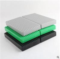 3 Couleurs Building Blocks Box Boîte de rangement Double Side 12 * 24 Minifig Orgnizer chiffres Building Blocks Boîte de rangement jouet CCA5720 100pcs