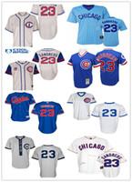 Wholesale Champions Throwback baseball Jersey Cream Ryne Sandberg Men s Majestic Chicago Cubs Turn Back The Clock high quality