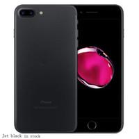 Android couleur email Prix-Matt / Jet couleur noire Goophone i7 plus 512M / 8G 1: 1 téléphones cellulaires clone 5.5