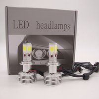 auto conversions - 180W LM H7 CREE h1 h3 H4 LED Headlight Headlamp Auto Conversion Car LED Kit CREE Lamp Bulb Light H9 H11 WHITE