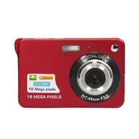 Wholesale Newest Mp Max x720P HD Video Super Gift Digital Camera with Mp Sensor quot LCD Display X Digital Zoom and Li battery