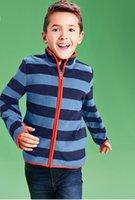 Wholesale children s new fleece cardigan cardigan children s sweaters