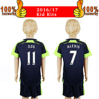 arsenal child - 2017 Kids Kits rd Arsenals Soccer Jerseys Child Youth Sets Ozil Alexis Giroud Kids Set rd Football Kits Soccer Jersey