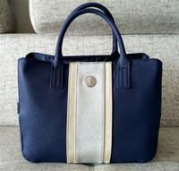 Wholesale good quality striped women casual handbag