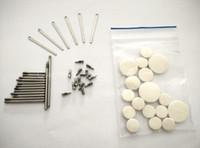 Wholesale Clarinet repair parts screws parts Clarinet pads Complete Set of