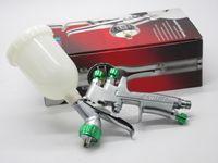 Wholesale 2017 Professional environmental paint spray gun DEVILLEBS MINI spray gun mm Gravity Feed Paint pot ml mini paint sprayer