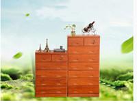 Precio de Armarios niños-Armario de almacenaje simple moderno del envío libre con el armario del cajón del guardarropa de los niños del dormitorio del gabinete de archivo de la oficina de la cerradura