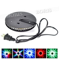 acoustic bar - New LED Bulbs Mini RGB Colorful Rotating Light AC110V V For Disco Bar DJ Party Stage Lights With Acoustic Mode