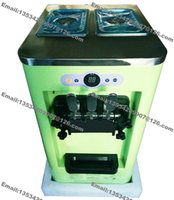 Wholesale Low Price Small Capacity Mini Desk Top Commercial Home L R22 v Hz Flavor Soft Ice Cream Maker Machine