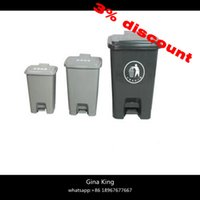 Wholesale 2016 Excellent Material Newest design Plastic injection Dustbin Mould gina