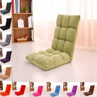 Wholesale Lazy Sofa Floor Cushion Sofa Chair Folding Beach Chair Gaming Chair Sizes S L Colors S For Kids L for Adult