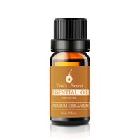 balancing essential oils - Vivi s Secret V33 All Pure Natural Premium Geranium Essential Oil ML Therapeutic Grade Geranium Oil For Aromatherapy Massage And Balance