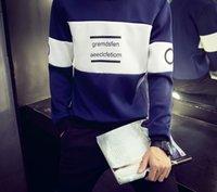 Un nouveau printemps sports hoodies hommes coréens étudiants veste manteau hommes taille baseball marée automne vêtements