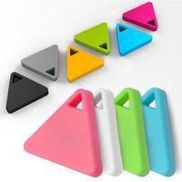 Triángulo Anti-perdió la alarma inteligente Anti-perdió el dispositivo SMD clave de los niños clave Anti-perdió GPS localizadores de alarma portátil al por mayor