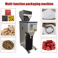 Wholesale Coffee Powder Packaging machine for bottle bag automatic weighing filling machine auto granules filler made in China g
