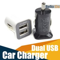 Cheap USB car charger Best iPhone 3 & 4 DC24V dual car