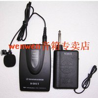 Wholesale V S one wireless clip microphone