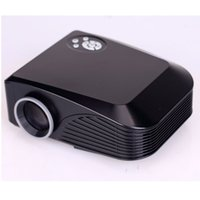 big resolution - Inches Big Screen HD Home Projector Portable Theater Projector LED Native Resolution Less kg Total Drop Shipping