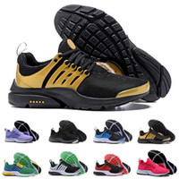 art pine - With Box High Quality Women Men Air Presto Bred Pine Green Brazil Essential Running Shoes Roshe Run Trainers Jogging Sneakers US