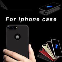 apple iphone sleeve - For iPhone7 plus Case PC Ultra fiber inside All inclusive Hard Shell car magnet protection sleeve with Opp Package