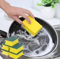 Wholesale Home kitchen use magic sponge eraser kitchen office bathroom clean accessories cleaning sponge cleaner