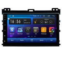 Wholesale 3G G Android Car DVD GPS for Toyota Land Cruiser Prado radio video player with wifi Capacitive