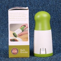 Wholesale Herb Grinder Mills Coriander Seasoning Grinder Herbal Medicine Cutter Grinding Minces Quickly And Smoothly New Arrival kc