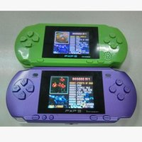 Nouveau chaud grande taille PVP / PXP / SEGA KING PXP3 16 bits enfants classiques Handheld console de jeu vidéo vidéo PVP PSP pour les enfants