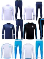 olympic clothing - Jersey Olympic Games in Marseille football training sportswear jogging training uniforms football clothes